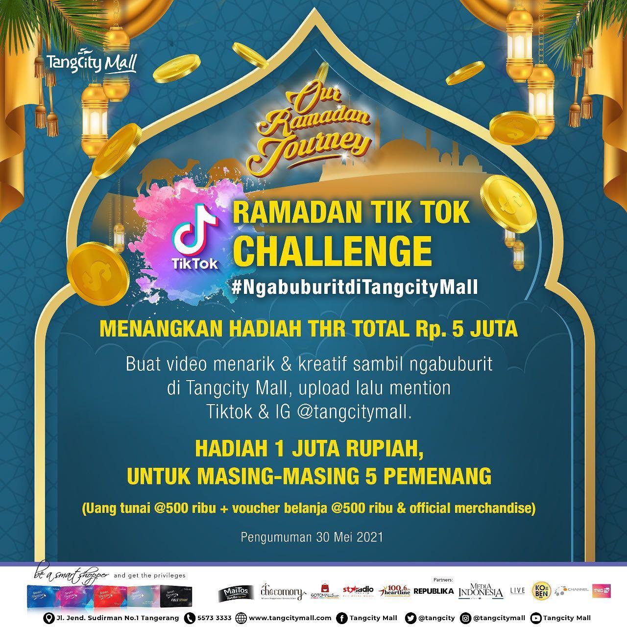 Tangcity Event